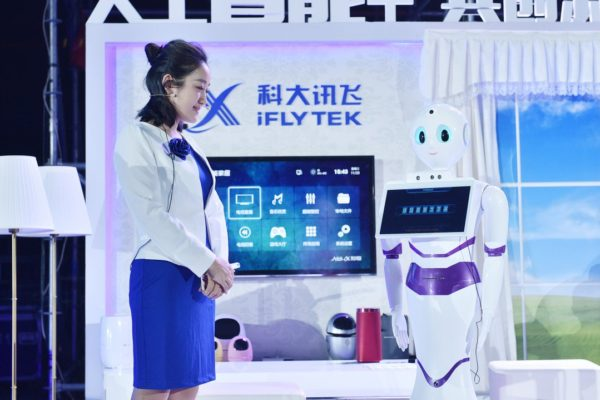 Chinas iFlytek To Raise 567M To Expand Artificial Intelligence Investment
