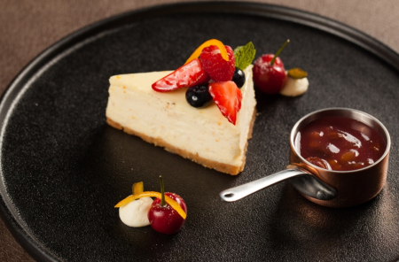 8. Ricotta Cheese Cake 编辑