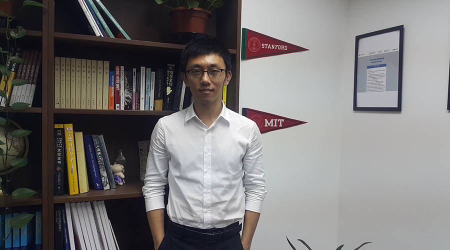 Education consultancy Focus Internationals Michael Yan said business is still booming despite U.S