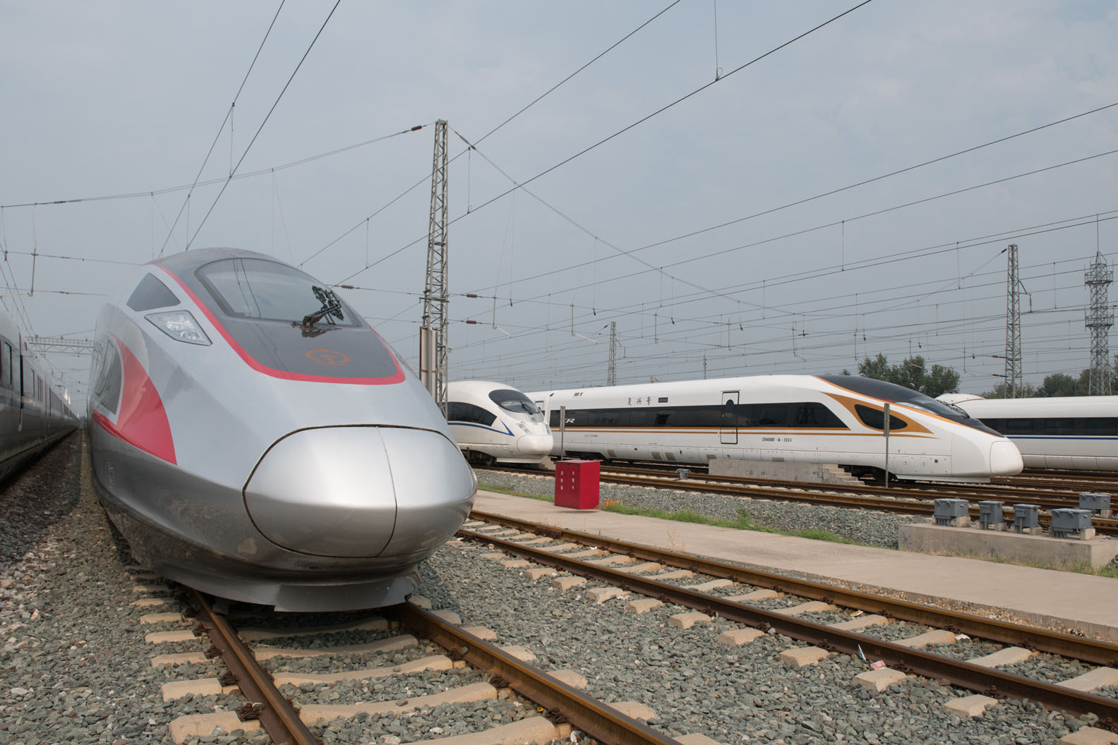 New High Speed Rail Link to Slash Beijing Hong Kong Travel Times Next Month