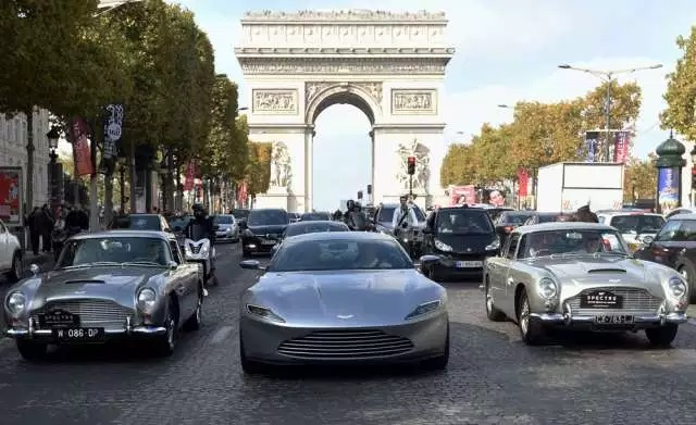 Paris outperformed London on the annual wealth ranking