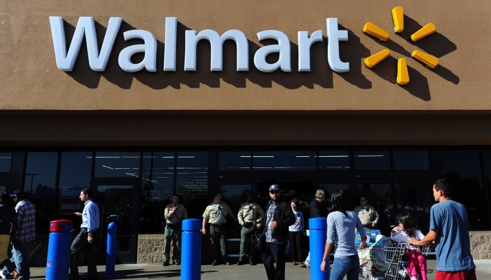 Walmart has been crowned the world39s largest company by the Fortune Global