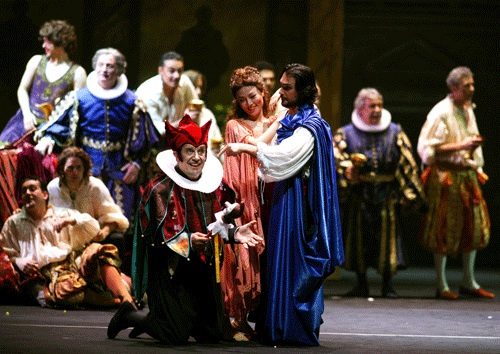 Rigoletto Opera by Verdi