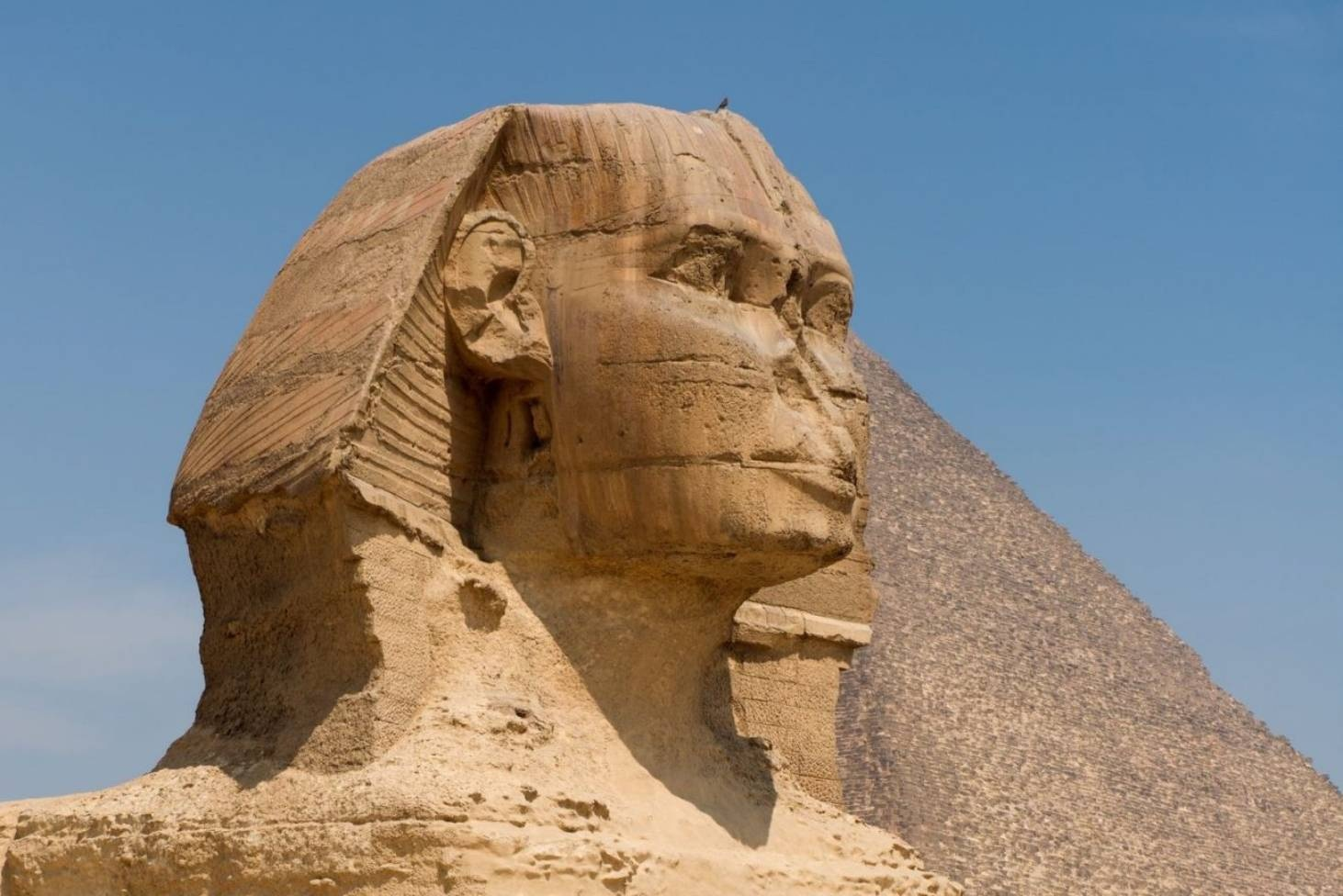 The copycat construction of the Great Sphinx of Giza in Hebei Province
