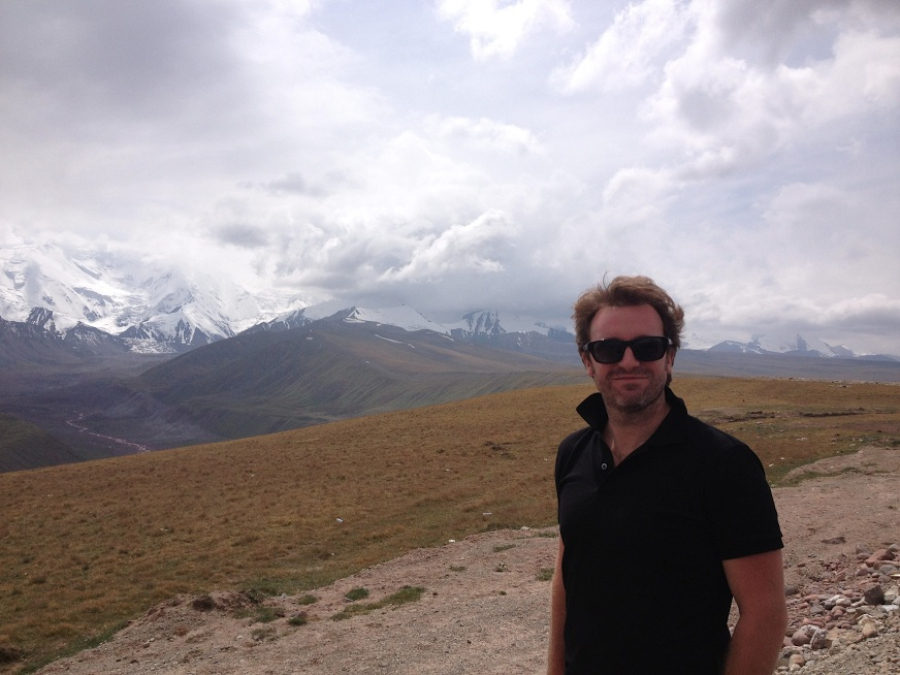 BT 201703 IN DEEP 02 Tom Miller 3 Kyrgyzstan in the Pamir Mountains Over the Chinese border